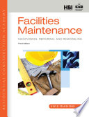 Residential Construction Academy  Facilities Maintenance  Maintaining  Repairing  and Remodeling Book
