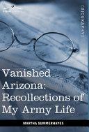 Vanished Arizona Pdf/ePub eBook