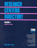 Research Centers Directory