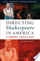 Directing Shakespeare In America