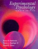 Experimental Psychology