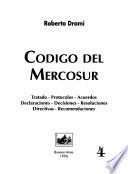 Código del MERCOSUR