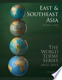 East and Southeast Asia 2014