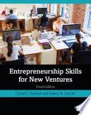 Entrepreneurship Skills for New Ventures