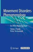 Movement Disorders Phenomenology Pdf/ePub eBook