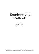 Oecd Employment Outlook 1997 July