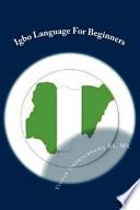 Igbo Language for Beginners