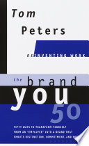 The Brand You 50  Reinventing Work