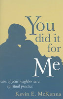You Did it for Me