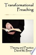 Transformational Preaching Book