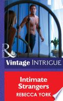 Intimate Strangers Mills Boon Intrigue 43 Light Street Book 23