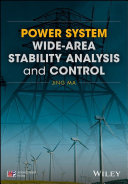 Power System Wide-area Stability Analysis and Control