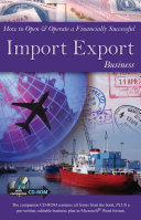How to Open and Operate a Financially Successful Import Export Business