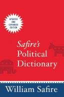 Safire s Political Dictionary