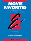Movie Favorites E Flat Alto Saxophone Book PDF