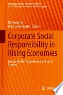 Corporate Social Responsibility in Rising Economies