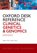 Oxford Desk Reference: Clinical Genetics and Genomics