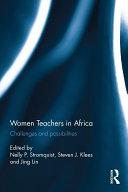 Women Teachers in Africa [Pdf/ePub] eBook