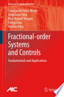 Fractional order Systems and Controls