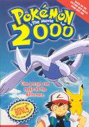 Pok  mon the Movie 2000 Book
