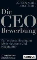 Die CEO-Bewerbung