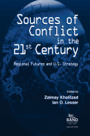 Pdf Sources of Conflict in the 21st Century