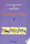 Communicate in English Literature Reader 5 Book