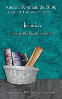 Israel... Through the Book of Joshua - Easy Reader Edition