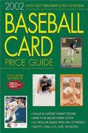 2002 Baseball Card Price Guide