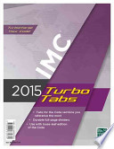 2015 International Mechanical Code Turbo Tabs for Loose Leaf