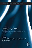 De-Bordering Korea [Pdf/ePub] eBook
