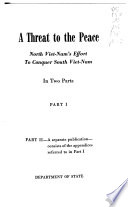 A Threat to the Peace