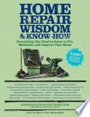 Home Repair Wisdom   Know How