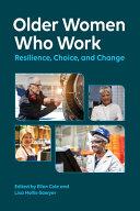 Older Women Who Work
