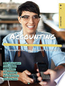 Cover of Accounting: Information for Business Decisions
