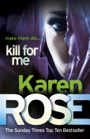 Kill For Me (The Philadelphia/Atlanta Series Book 3)