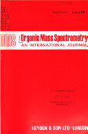 OMS  Organic Mass Spectrometry