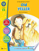 Old Yeller   Literature Kit Gr  5 6
