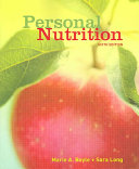 Personal Nutrition Book PDF