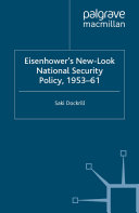Pdf Eisenhower's New-Look National Security Policy, 1953-61