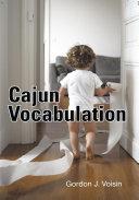 Cajun Vocabulation