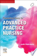 Theoretical Basis For Advanced Practice Nursing Ebook