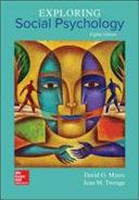 Exploring Social Psychology Book
