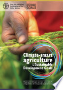 Climate-smart agriculture and the Sustainable Development Goals