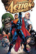 Superman-Action Comics Vol. 1 and 2 Deluxe Edition