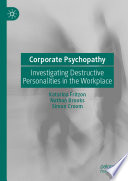 Corporate Psychopathy