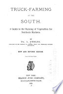 Truck farming at the South Book PDF