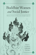 Buddhist Women and Social Justice