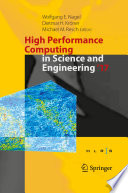 High Performance Computing in Science and Engineering   17