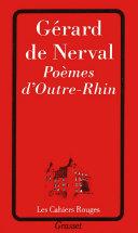 Poèmes d'outre-Rhin Pdf/ePub eBook